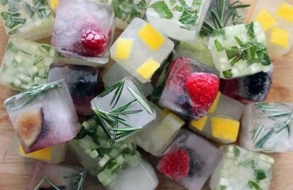 Эффект домашних процедур зависит от компонентов, используемых в ледяных кубиках