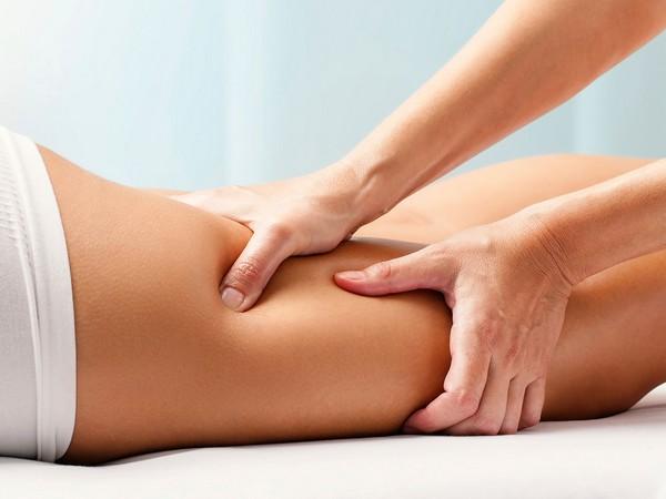 Антицеллюлитный массаж будет прекрасным дополнением к парафанго