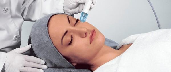 Алмазная дермабразия щадяще воздействует на кожу