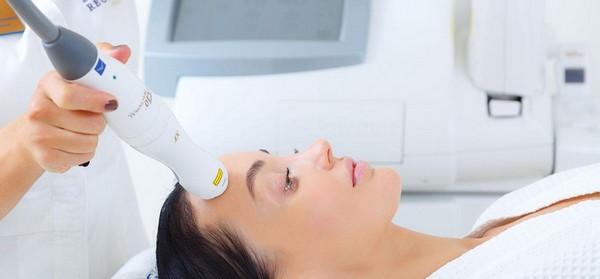 Лазер избавляет от различных дефектов кожи
