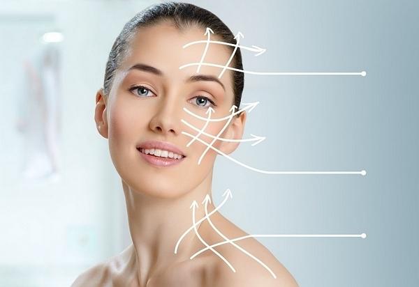 Благодаря такой процедуре можно подтянуть кожу