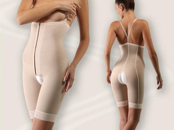 После процедуры рекомендуется носить компрессионное белье