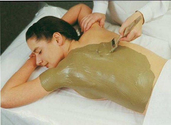 Парафанго позволяет достичь улучшения состояния кожи