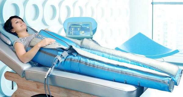 Прессотерапия – достаточно специфичная процедура