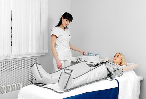 Прессотерапия сильно экономит время врачей