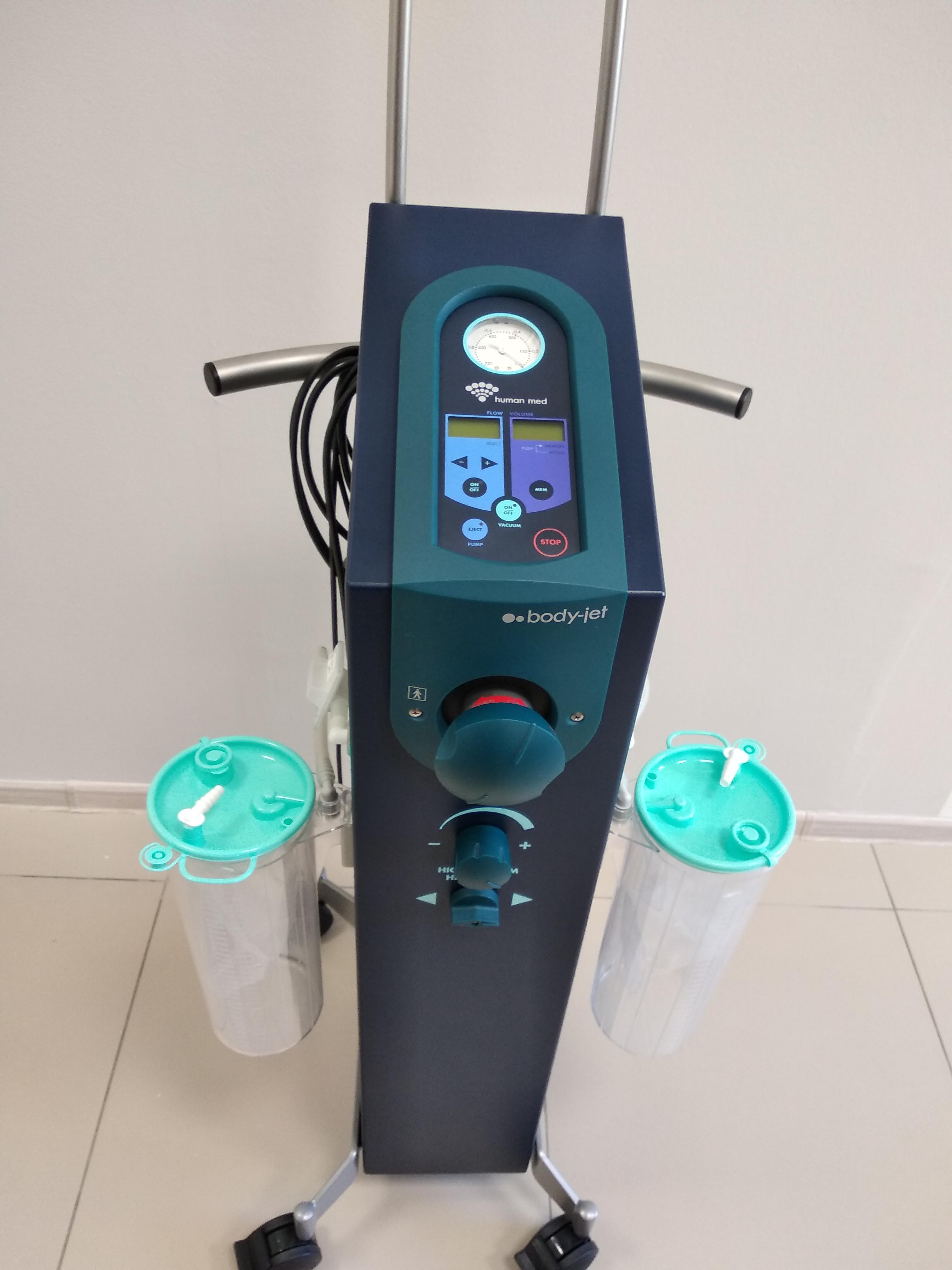Аппарат для водоструйной липосакции «Боди Джет» (Body-Jet)