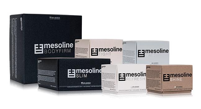 Mesoline - комплекс мезотерапевтических коктейлей