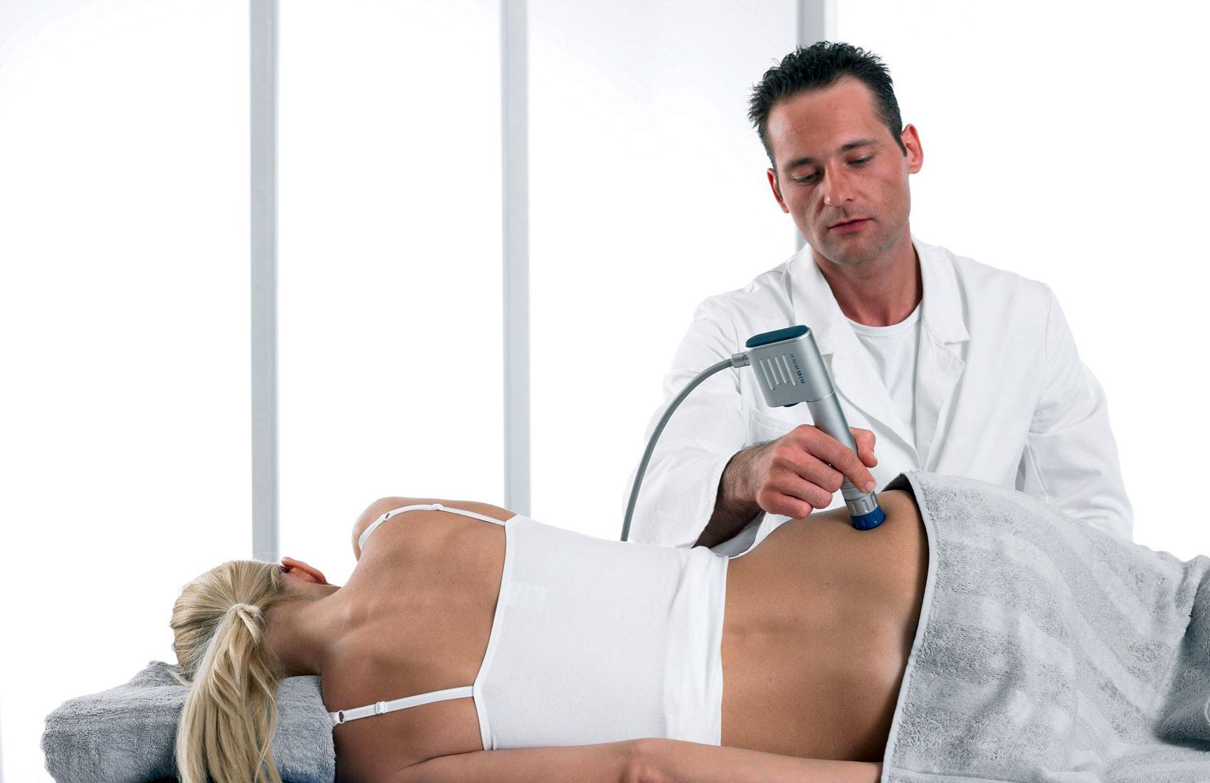 Ударно-волновая терапия - противопоказания