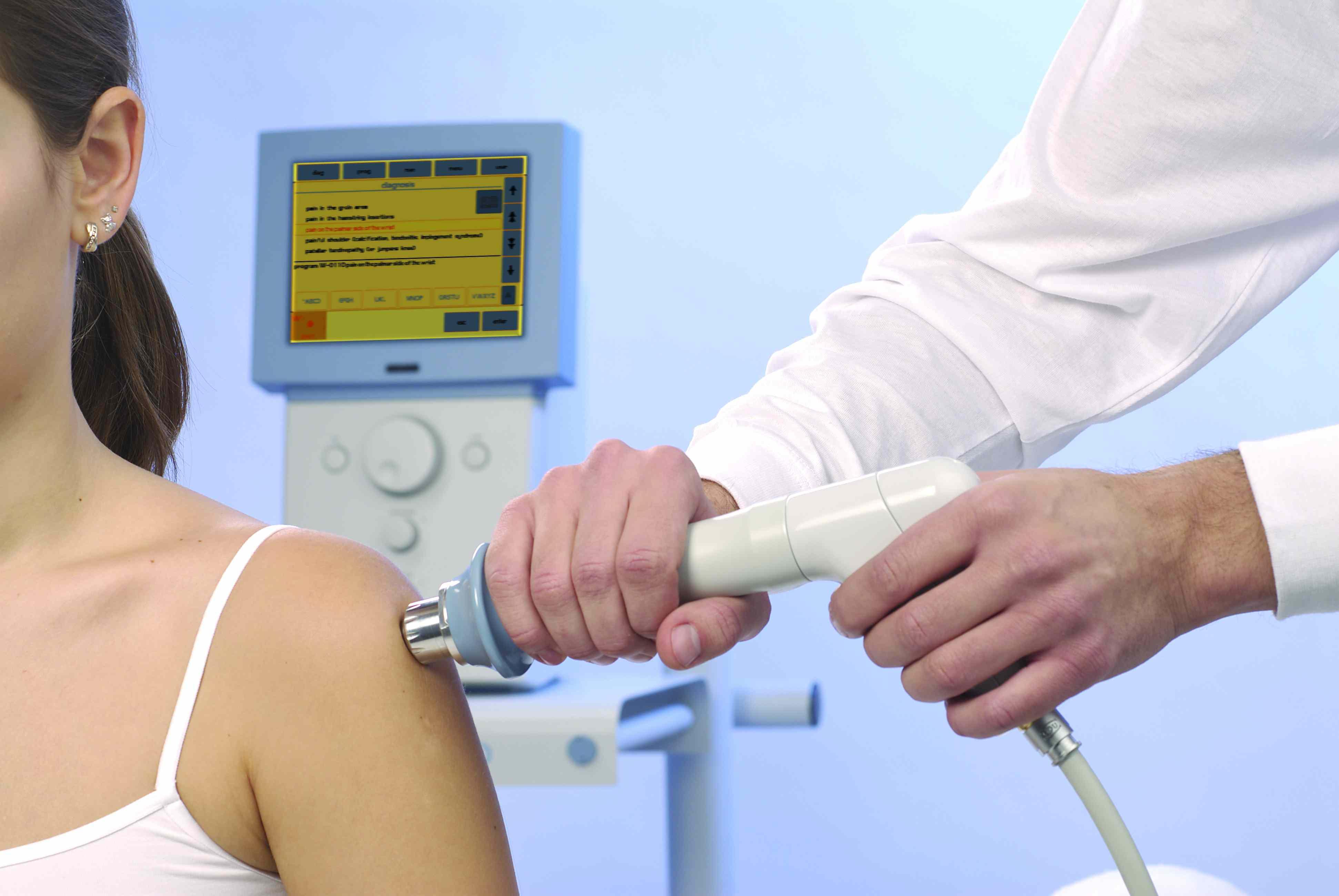 Ударно-волновая терапия в косметологии