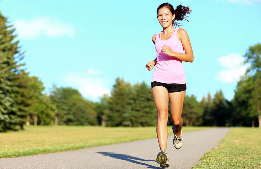Заниматься спортом можно через месяц после операции