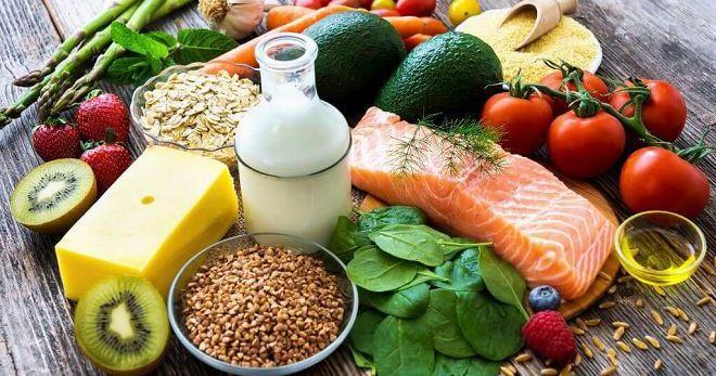 Питание должно быть полноценным и сбалансированным