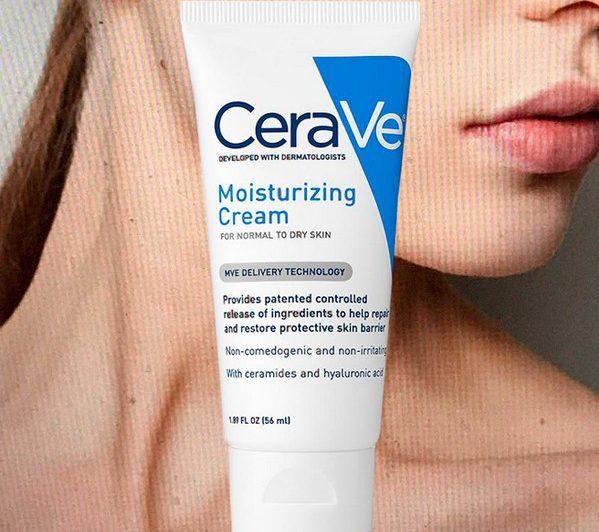 Нужно по окончании процедуры нанести средства для восстановления кожи