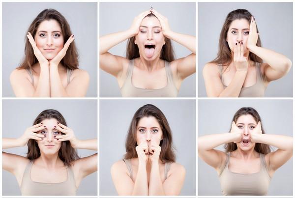 Комплекс упражнений Face forming