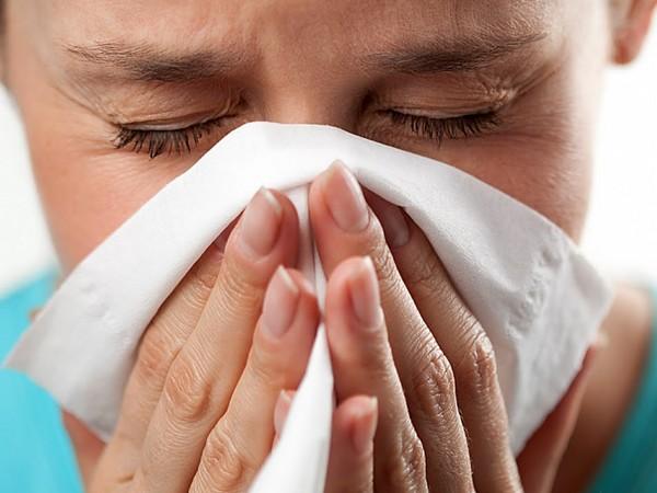 Возможно, дело в аллергии