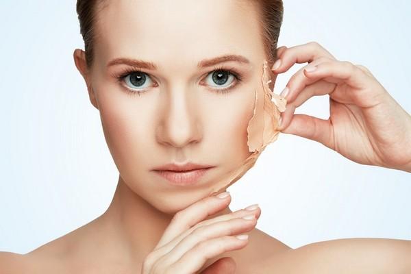 Если кожа жирная, пилинг рекомендуется проводить чаще