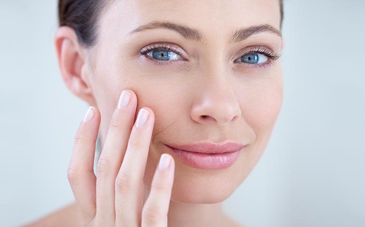 Пируваты способствуют восстановлению гидратации кожи лица