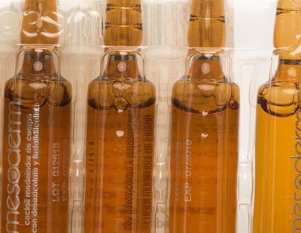 В основе большинства липолитиков – дезоксихолат натрия и фосфатидилхолин