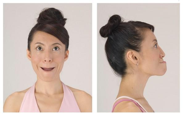 Можно упражняться путём использования губ в физических упражнениях