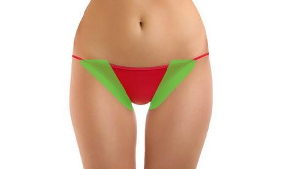 Лучше пройти эпиляцию классического бикини, если процедура абсолютно новая для вас