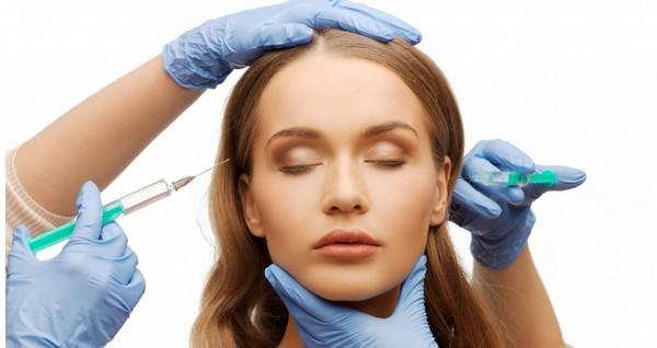 Боль можно снять анестезией