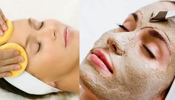 Большинство химических процедур устраняют поверхностный слой кожи