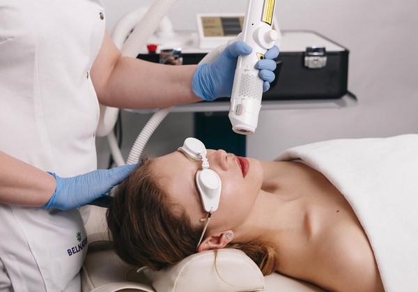 Импульсные лазеры щадяще воздействуют на кожу