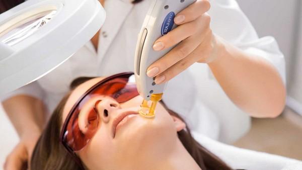 Длина волны александритового лазера подбирается для каждого пациента