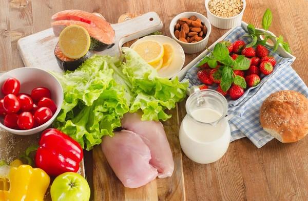 Нужно стремиться к сбалансированному питанию