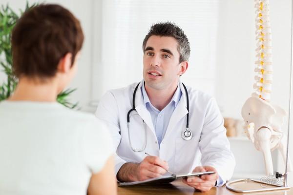 При дискомфорте стоит пойти к врачу