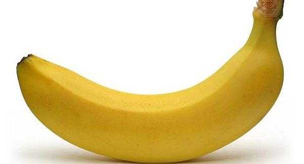 Банан насыщает кожу питательными веществами