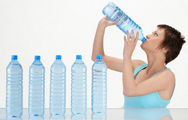 После процедуры важно пить много воды