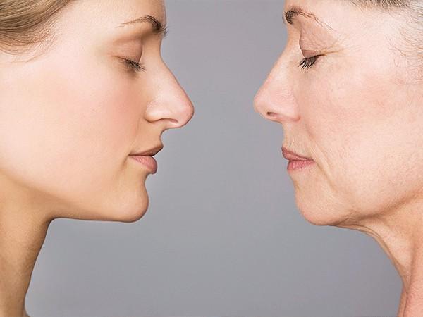 С возрастом состояние кожи становится хуже