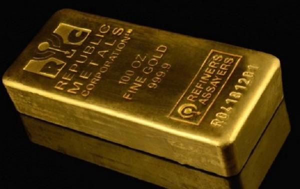 Используется золото высшей пробы