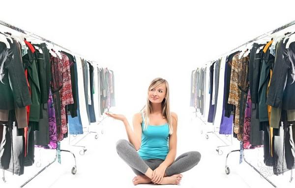 Нужно правильно выбирать одежду