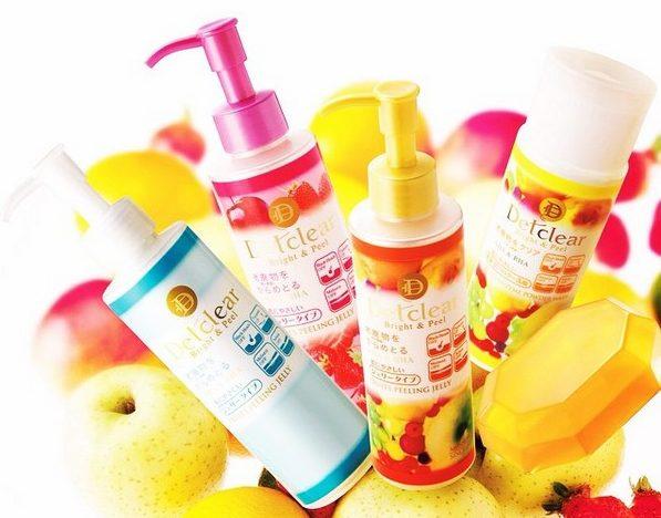 Фруктовые кислоты эффективно воздействуют на кожу