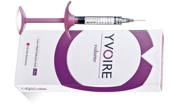 Yvoire volume - филлер для коррекции сложных дефектов