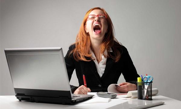 Нередко и стрессы влияют на появление облысения