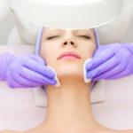 Очищение и антисептическая подготовка кожи