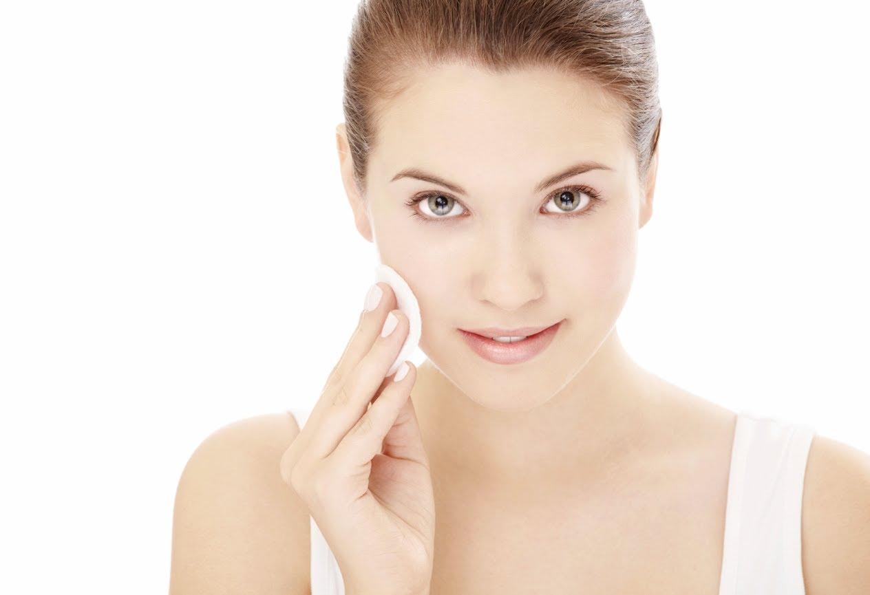 Перед использованием кислоты кожу очищают