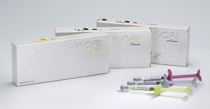 Yvoire: филлеры нового поколения