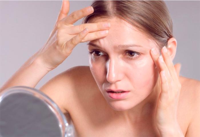Препараты пировиноградной кислоты эффективны при увядании кожи