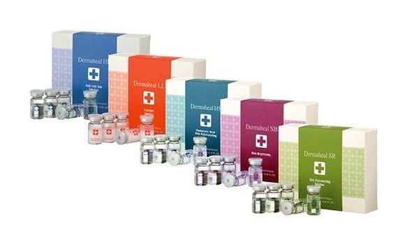 Препараты от Caregen способствуют усилению продуцирования необходимых для кожи веществ