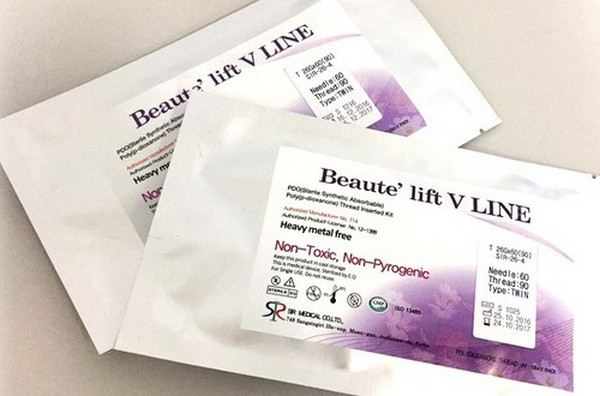 Beaute`Lift V Line