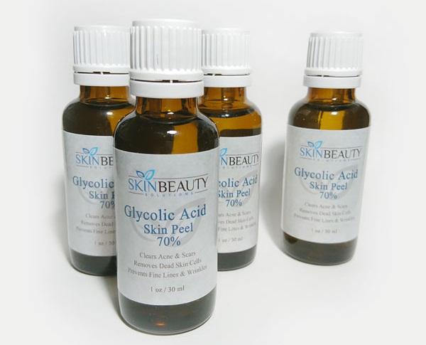 Гликолевая кислота активно используется в косметологии