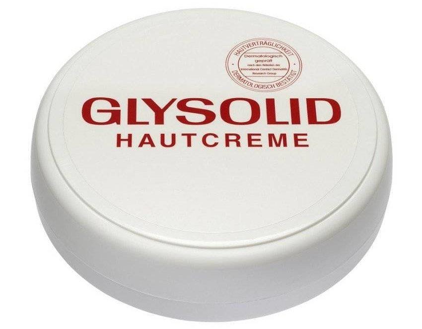 Glysolid Крем для сухой кожи рук с глицерином