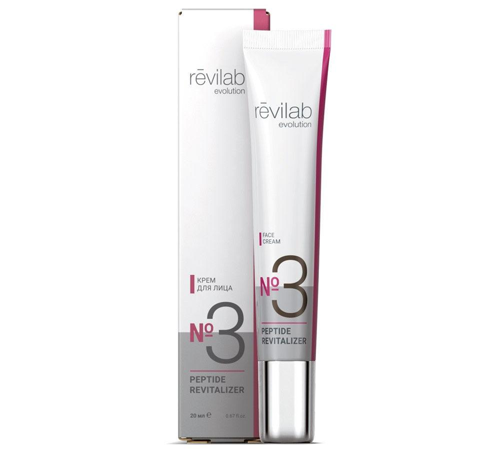 """Revilab """"Peptide revitalizer"""" разглаживает морщины и выравнивает цвет кожи"""