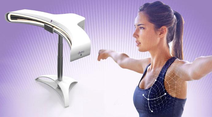 ТехнологияDivina позволяет подобрать наиболее оптимальный вариант имплантов для конкретной женщины