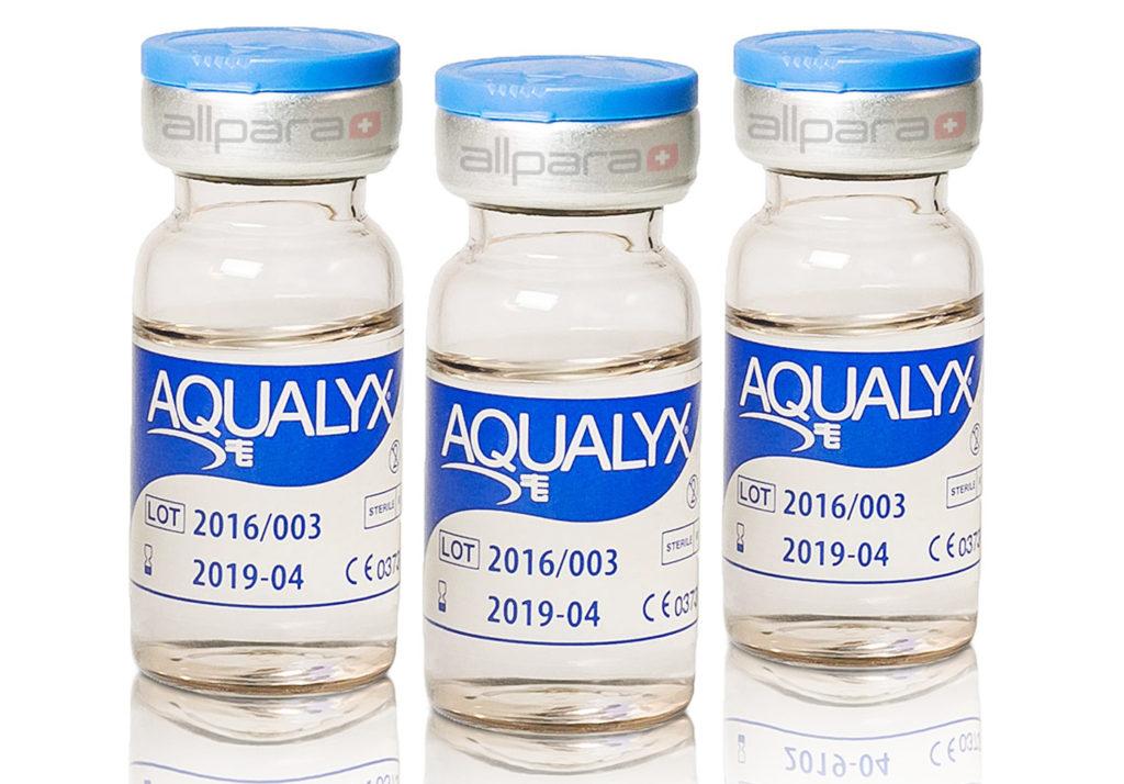 Акваликс продаётся в удобных для применения ампулах