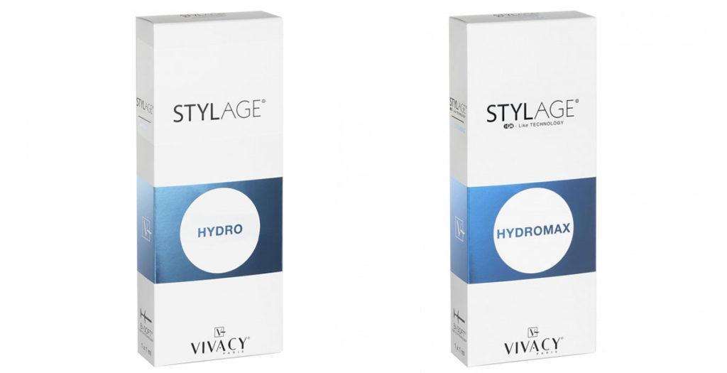 Stylage Hydro и Hydromax