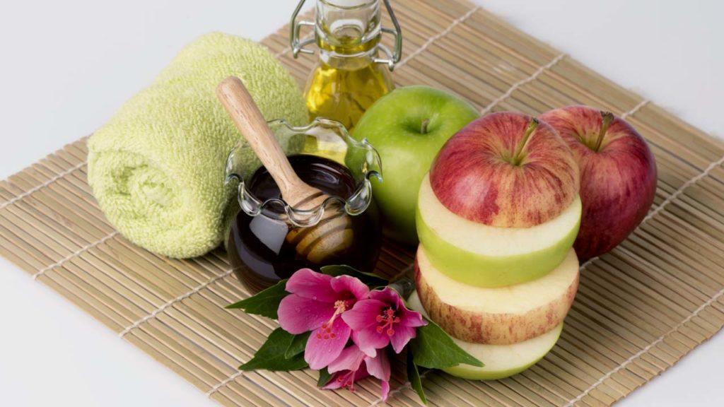 Яблочко не зря в сказках обладает молодильными свойствами
